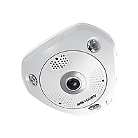 Hikvision 6MP Fisheye Network Camera DS-2CD6362F-IV - network surveillance