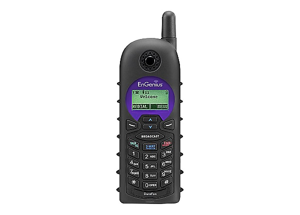 EnGenius Durafon-SIP - cordless extension handset with caller ID