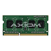 Axiom AX - DDR3 - 4 GB - SO-DIMM 204-pin - unbuffered