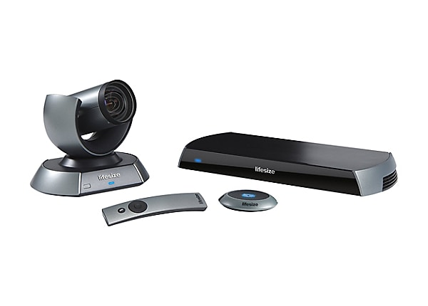 Lifesize Icon 600 - video conferencing kit - with Lifesize Camera 10x