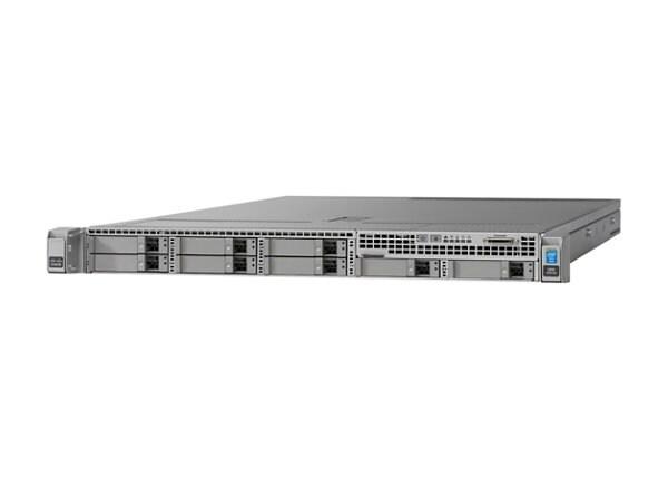 Cisco UCS SmartPlay Select C220 M4S Standard 1 - rack-mountable - Xeon E5-2