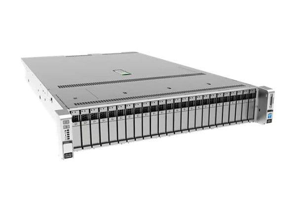 Cisco UCS SmartPlay Select C240 M4SX Advanced 2 - rack-mountable - Xeon E5-