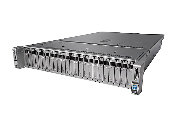 Cisco UCS SmartPlay Select C240 M4SX Standard 2 - rack-mountable - Xeon E5-