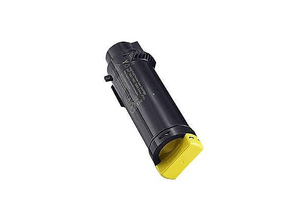 Dell - Extra High Yield - yellow - original - toner cartridge