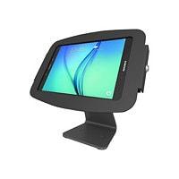 "Compulocks Space 360 - Galaxy Tab A 9.7"" Counter Top Kiosk - Black - mounti"