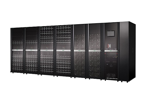 APC Symmetra PX 400kW Scalable to 500kW with Right Mounted Maintenance Bypa
