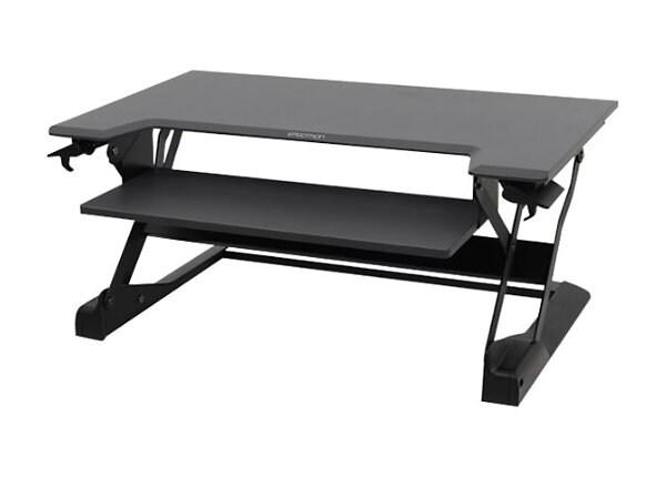 Ergotron WorkFit-TL Sit-Stand Desktop Workstation-stand