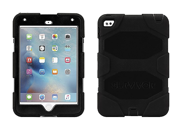 Griffin Survivor All-Terrain - Protective case for iPad Mini 4