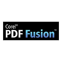 Corel PDF Fusion - maintenance (1 year) - 100 users