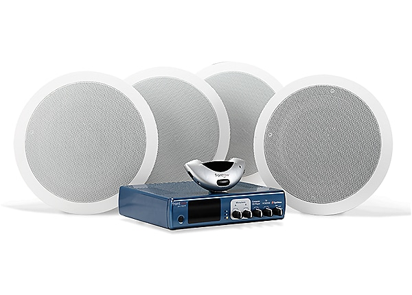 FrontRow Pro Digital System with Ceiling Speakers and Sensor