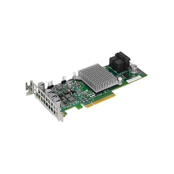 Supermicro Add-on Card AOC-S3008L-L8e - storage controller - SATA 6Gb/s / S