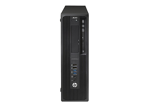 HP Workstation Z240 - SFF - Xeon E3-1240V5 3.5 GHz - 8 GB - 1 TB