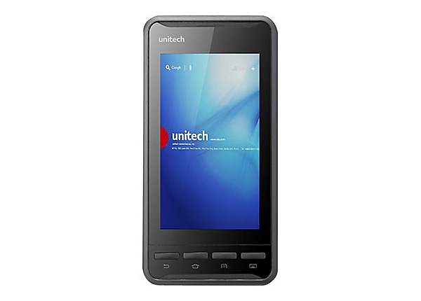 Unitech PA700 - data collection terminal - Android 4.1.1 (Jelly Bean) - 8 G