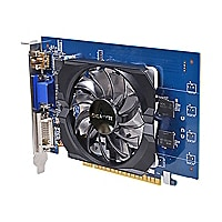 Gigabyte GV-N730D5-2GI (rev. 2.0) - graphics card - GF GT 730 - 2 GB
