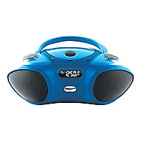 Hamilton Val-U-Pack CD Listening Center 6 station - boombox - CD, Cassette