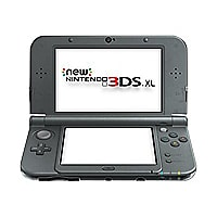 New Nintendo 3DS XL - handheld game console - black