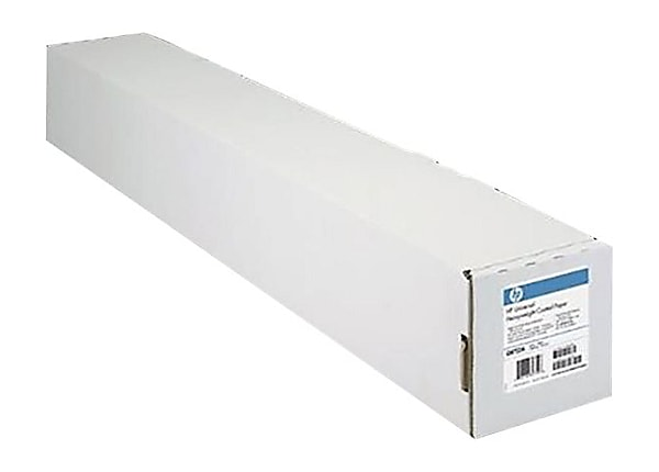 HP Universal - paper - 1 roll(s) - Roll (42 in x 100 ft) - 131 g/m²