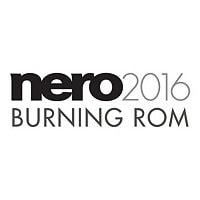 Nero 2016 Standard Burning ROM - license