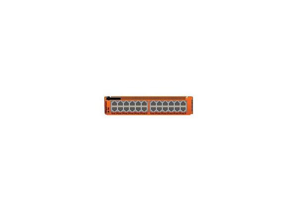 Gigamon GigaVUE-HC2 TAP and Bypass Module - tap splitter