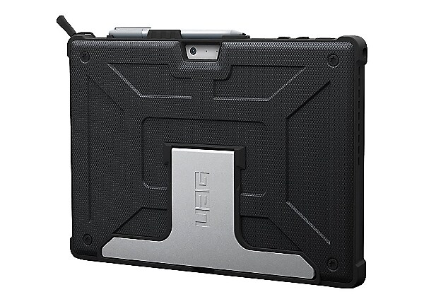 UAG Rugged Case for Surface Pro 7, Pro 6, Pro 5, Pro LTE, Pro 4 - Black - c