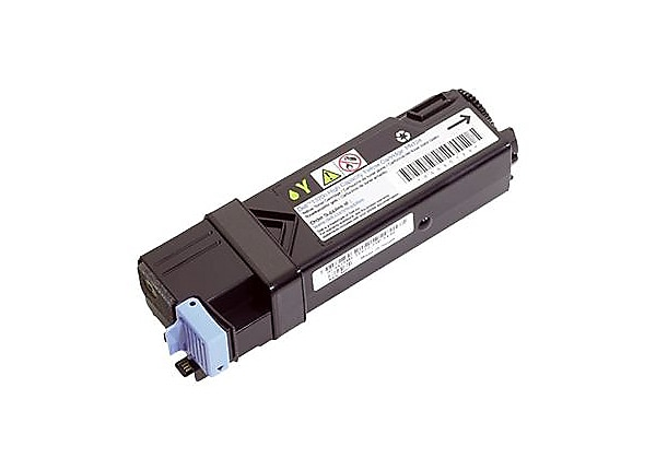 Dell - High Capacity - yellow - original - toner cartridge