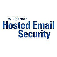Websense Hosted Email Security and Content Control - subscription license r