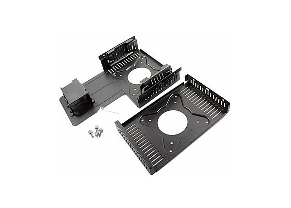 Dell Wyse Dual Bracket thin client to monitor mounting kit
