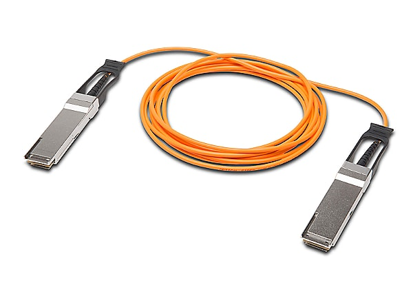 Juniper Networks 40-Gigabit Ethernet Active Optical Cable Assembly - networ