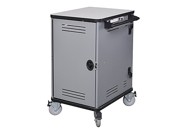Spectrum Pro20 Notebook Cart - cart - with Power Prodigy Timer