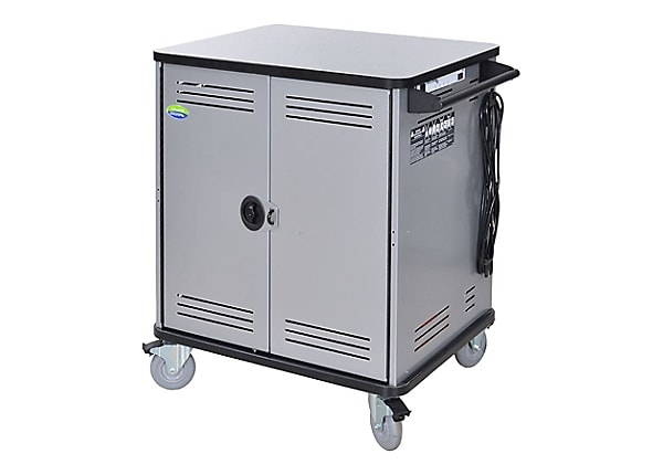 Spectrum Cloud40 Chromebook Cart - cart