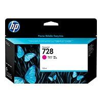 HP 728 - dye-based magenta - original - DesignJet - ink cartridge