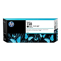 HP 728 - matte black - original - DesignJet - ink cartridge