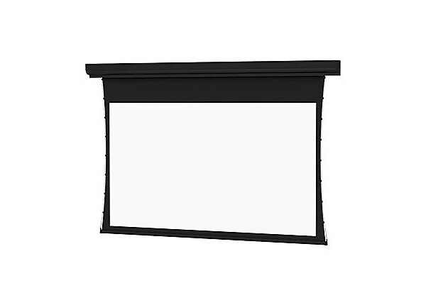 Da-Lite Tensioned Contour Electrol Wide Format - projection screen - 123 in