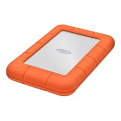 LaCie Rugged Mini - hard drive - 4 TB - USB 3.0
