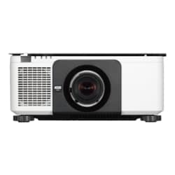 NEC PX803UL - DLP projector - zoom lens - 3D - LAN - with NP18ZL lens