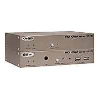 Gefen HD KVM over IP - Sender Package - KVM / audio / serial / USB/ infrare