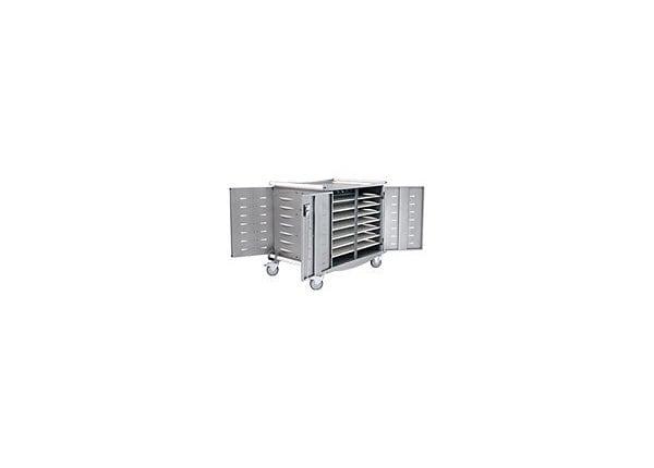 Anthro Laptop Storage Cart 30 Unit - notebook cart