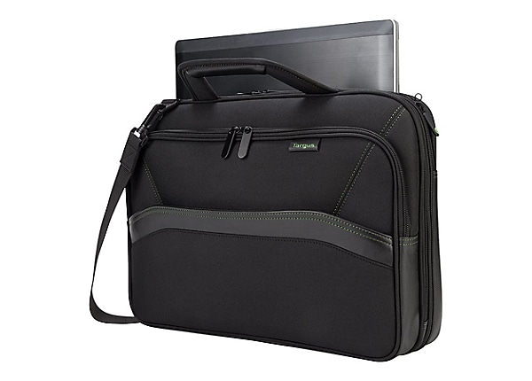 Targus Spruce EcoSmart Topload - notebook carrying case
