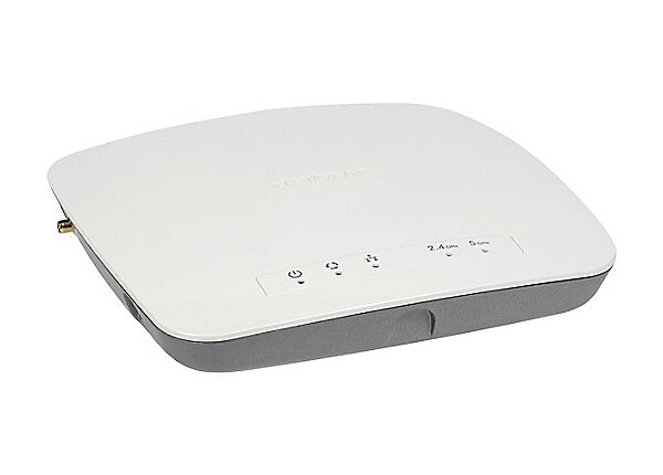 NETGEAR Business 2 x 2 Dual Band Wireless-AC Access Point WAC720 - wireless
