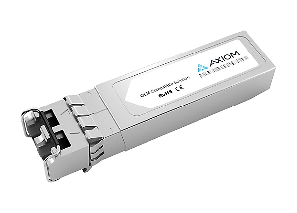 Axiom Force 10 GP-10GSFP-1S Compatible - module transmetteur SFP+ - 10 GigE