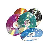 Verbatim Kaleidoscope - DVD-R x 20 - 4.7 Go - support de stockage