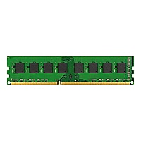 Kingston - DDR3 - module - 4 GB - DIMM 240-pin - unbuffered