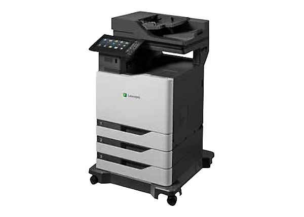 Lexmark CX860dtfe - multifunction printer - color