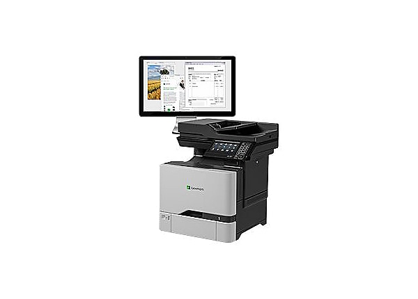 Lexmark CX725de - multifunction printer - color