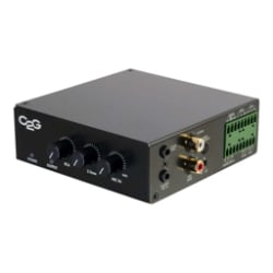 C2G 25/70V 50W Audio Amplifier - Plenum Rated - amplifier