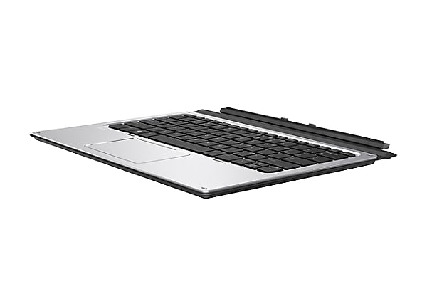 HP Advanced - keyboard - with NFC - US - dark gray