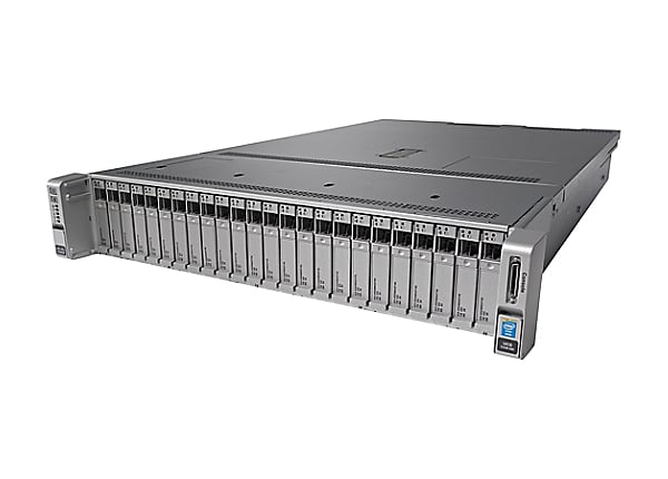 Cisco UCS SmartPlay Select C240 M4SX Standard 2 (Not sold Standalone ) - ra