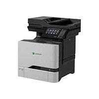 Lexmark CX725dthe - multifunction printer - color
