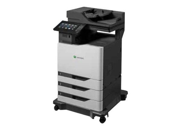 Lexmark CX825dtfe - multifunction printer - color