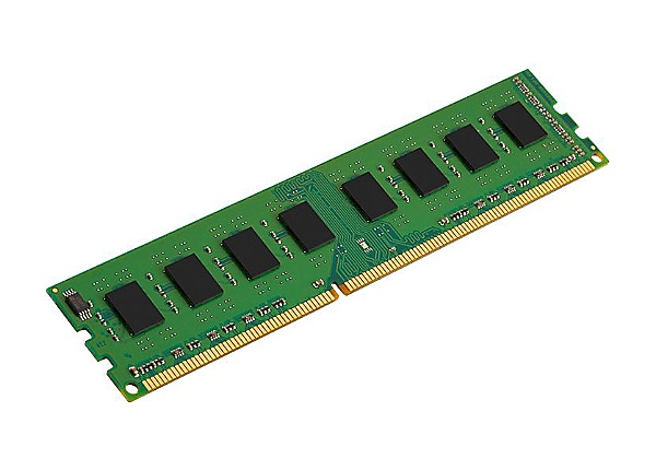 Kingston - DDR3L - 4 GB - DIMM 240-pin - unbuffered